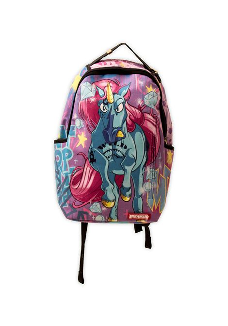 Unicorn on the Run girl backpack SPRAYGROUND | Backpack | 910B1800NSZ04