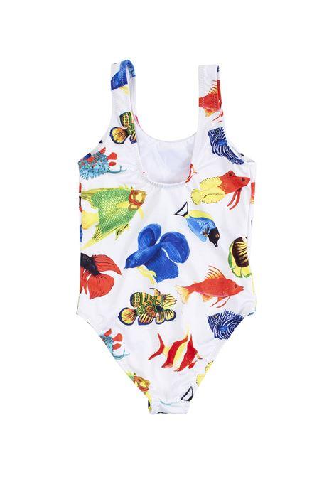 Costume bambina intero stampato con pesci STELLA JEAN KIDS | BW0212690101