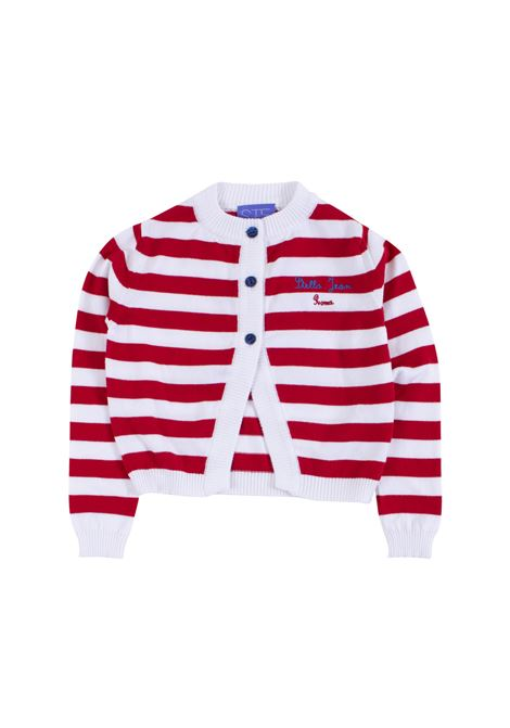 Girl striped sweater STELLA JEAN KIDS | Cardigans | MA0170700556
