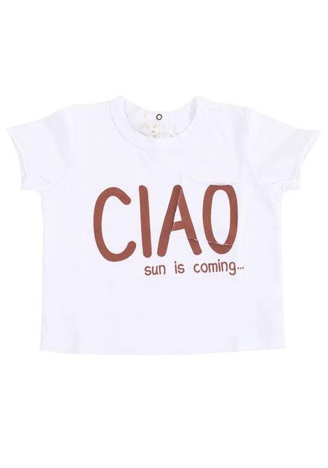 Baby T-shirt with print ZHOE & TOBIAH KIDS | T-shirt | J&J400