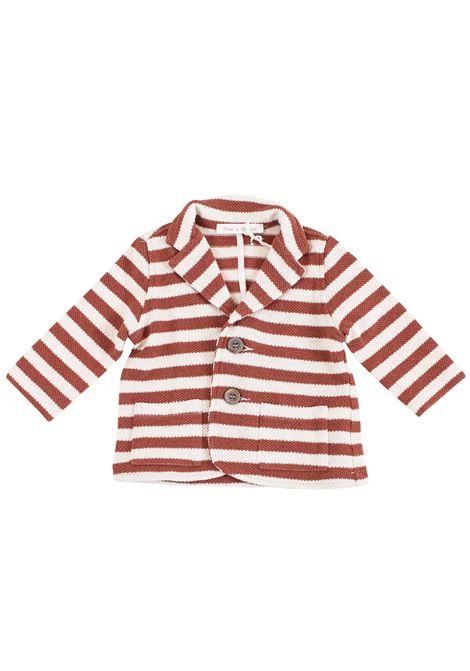 Striped newborn jacket ZHOE & TOBIAH KIDS | Jackets | KWF7111