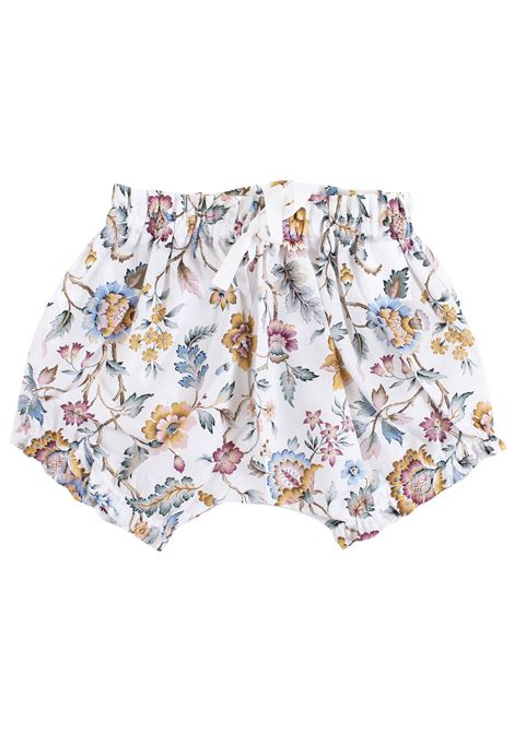 Flowered newborn coulotte ZHOE & TOBIAH KIDS | Coulottes | LF4131