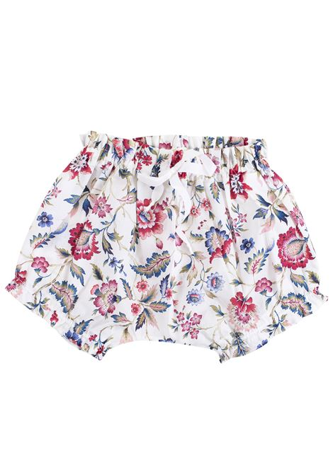 Flowered newborn coulotte ZHOE & TOBIAH KIDS | Coulottes | LF4132