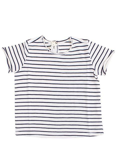 Striped baby shirt ZHOE & TOBIAH KIDS | T-shirt | SJE7BIS11