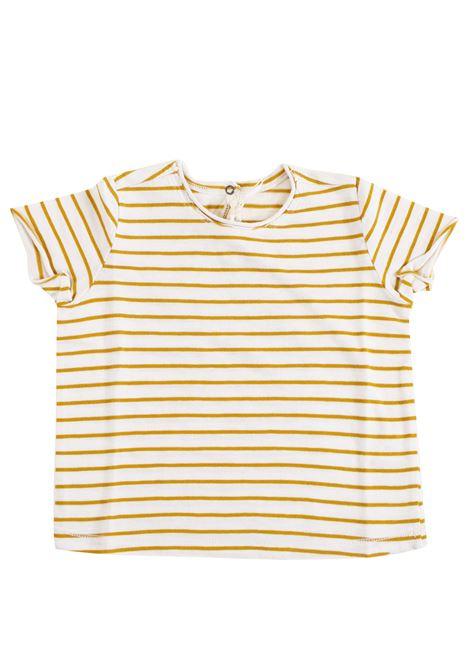 Striped baby shirt ZHOE & TOBIAH KIDS | T-shirt | SJE7BIS94