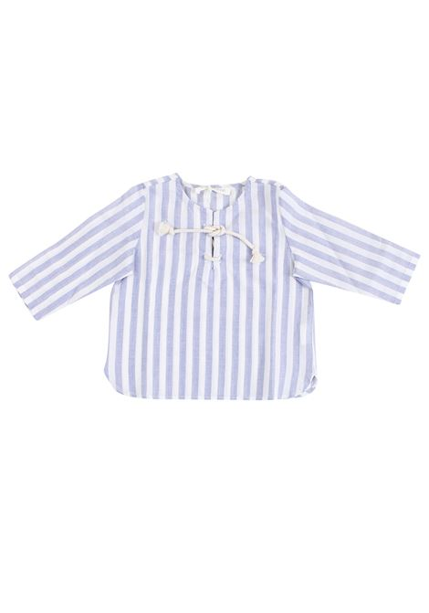 Striped newborn shirt ZHOE & TOBIAH KIDS | Shirt | STC393