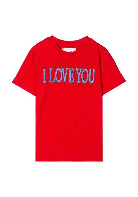 ALBERTA FERRETTI KIDS ALBERTA FERRETTI JUNIOR   T-shirt   022146T040