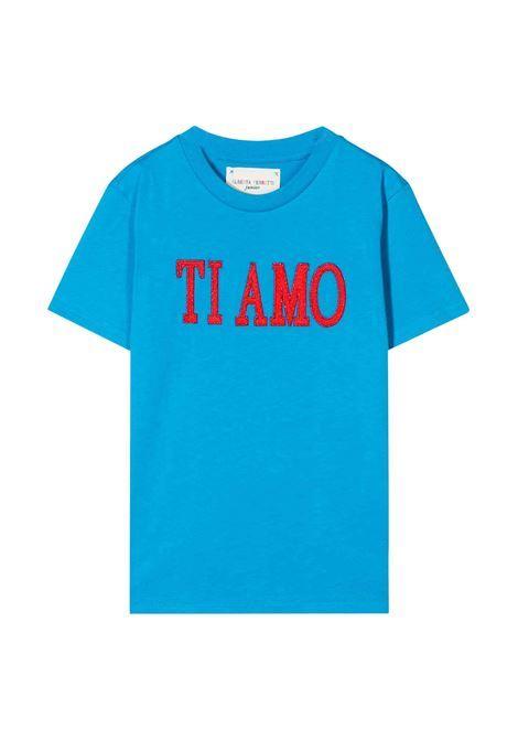 ALBERTA FERRETTI JUNIOR | T-shirt | 022146T051