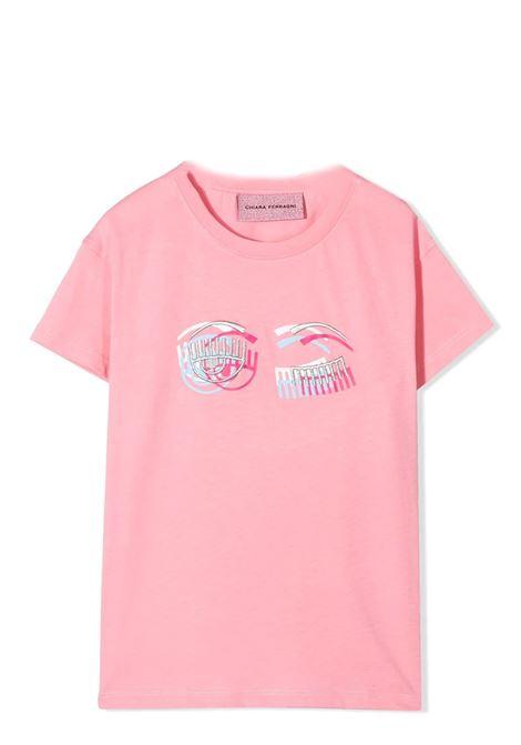 CHIARA FERRAGNI KIDS  CHIARA FERRAGNI KIDS | T-shirt | CFKT01403