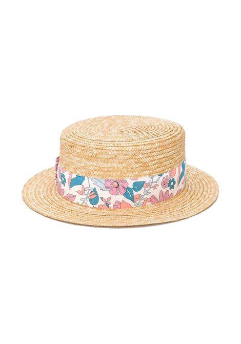 BOW DETAIL SUN HAT CHLOE' KIDS | Hats | C11170Z46