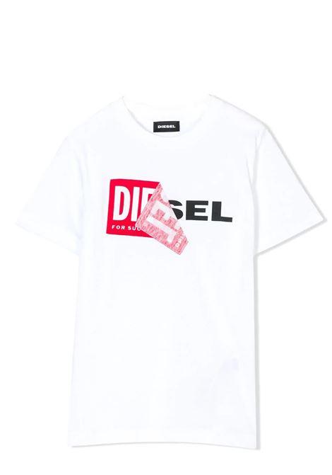 DIESEL KIDS DIESEL KIDS | T-shirt | 00J3ZN-00YI9K100
