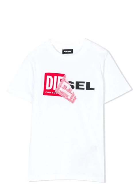 DIESEL KIDS DIESEL KIDS | T-shirt | 00J3ZN-00YI9TK100