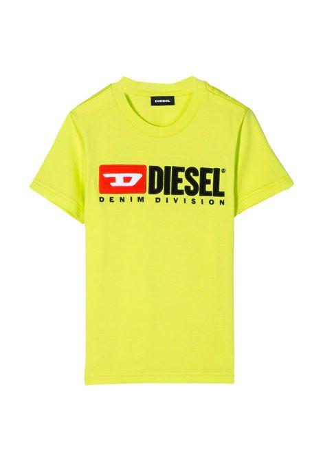 DIESEL KIDS T-SHIRT CON STAMPA  DIESEL KIDS | T-shirt | 00J47V-00YI9TK264