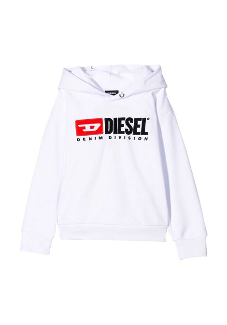 DIESEL KIDS   SWEATSHIRT WITH LOGO DIESEL KIDS |  | 00J48G-0IAJHTK100