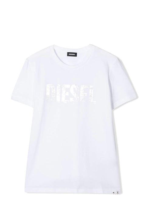 DIESEL KIDS DIESEL KIDS | T-shirt | 00J4SU-00YI9K100