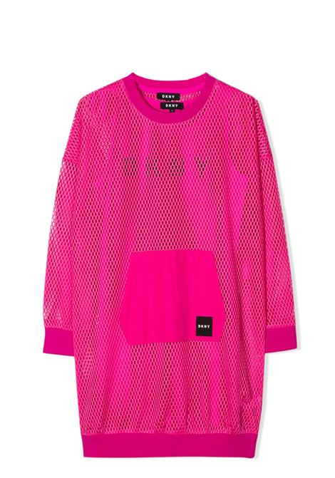 TWO IN ONE LAYERED DRESS DKNY KIDS   Suits   D32740476