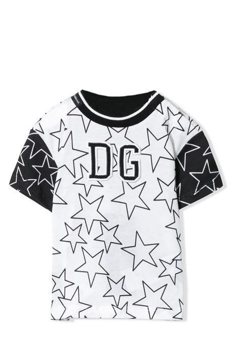 DOLCE & GABBANA KIDS DOLCE & GABBANA KIDS | T-shirt | L1JT8E-G7VBXHA35C