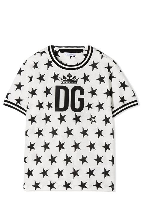 DOLCE  & GABBANA KIDS  DOLCE & GABBANA KIDS | T-shirt | L4JT7L-G7VBMHA79B
