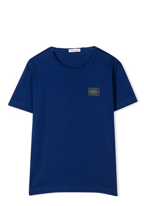 DOLCE & GABBANA KIDS  DOLCE & GABBANA KIDS | T-shirt | L4JT7T-G7OLKB0232