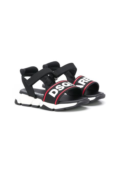 DSQUARED2 KIDS SANDALS  DSQUARED2 JUNIOR | Sandals | 634991