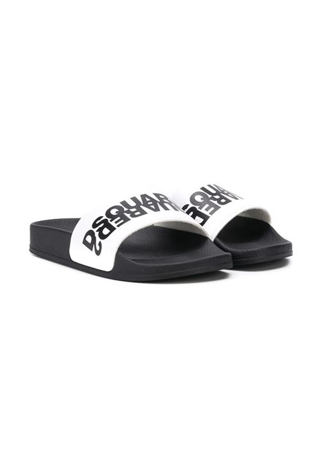 DSQUARED2 KIDS SLIDES  DSQUARED2 JUNIOR | Slippers | 635462