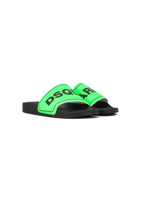 DSQUARED2 KIDS SLIDES  DSQUARED2 JUNIOR | Slippers | 63547T3