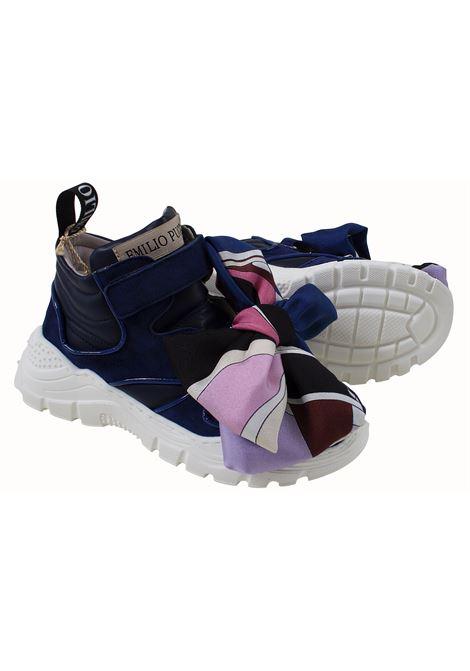 SNEAKERS KIDS EMILIO PUCCI EMILIO PUCCI | Sneakers | 9M0036-MX350620