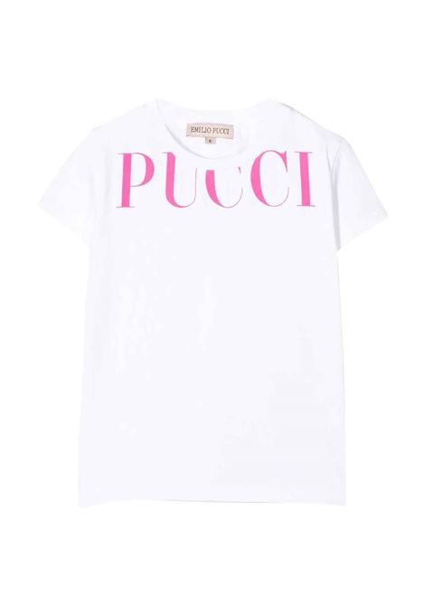 EMILIO PUCCI EMILIO PUCCI   T-shirt   9M8001-MX170100