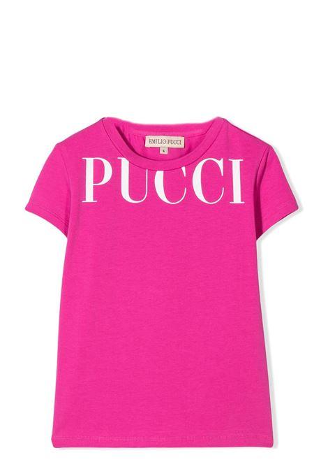 EMILIO PUCCI   T-shirt   9M8001-MX170509
