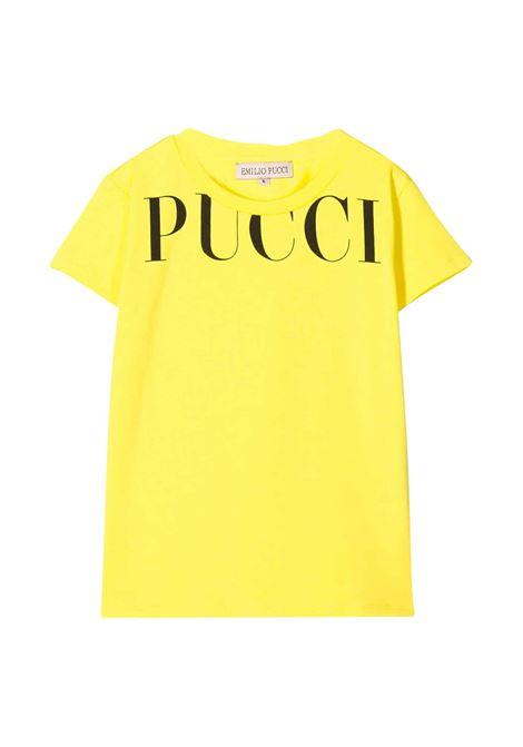 EMILIO PUCCI EMILIO PUCCI   T-shirt   9M8001-MX170T200