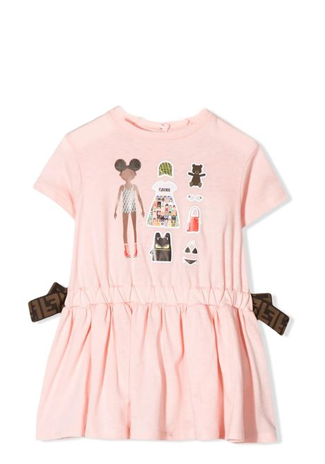 FENDI KIDS FENDI KIDS | Dress | BFB304 7AJF16WG