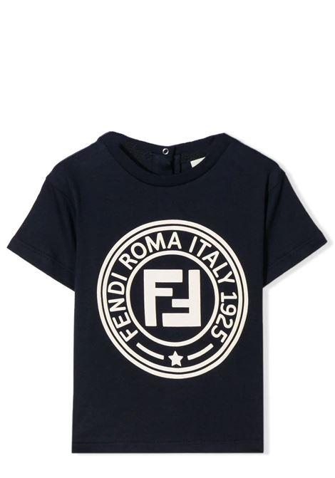 FENDI KIDS  FENDI KIDS   T-shirt   BMI198 7AJF0QB0
