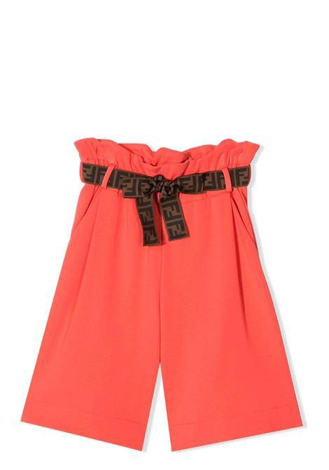 FENDI KIDS  FENDI KIDS | Trousers | JFF175 A6IKF09UB