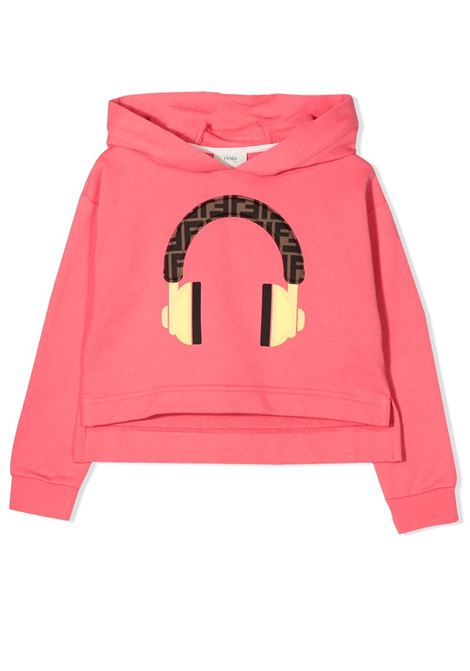 FENDI KIDS  FENDI KIDS | Sweatshirts | JFH096 5V0F08UB