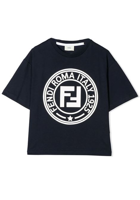 FENDI KIDS | T-shirt | JMI326 7AJF1A25