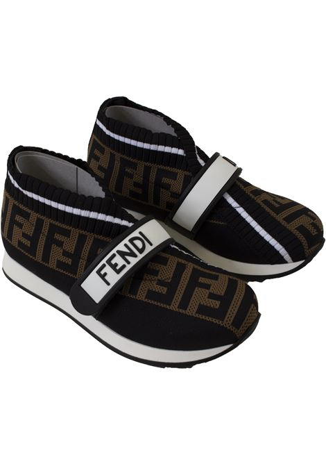 FENDI KIDS SNEAKERS FENDI KIDS | Sneakers | JMR320 AAE1F19N7
