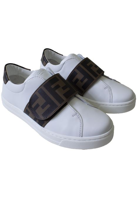 FENDI KIDS | Sneakers | JMR325 A7N4TF0C1A