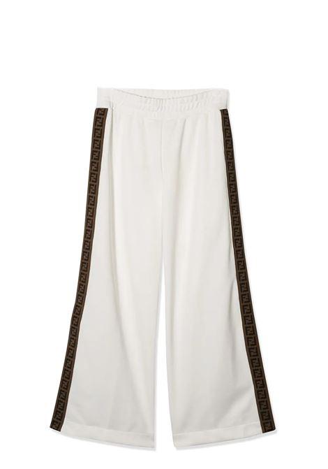 FENDI KIDS FENDI KIDS | Trousers | JUF016 A69DTF0TU9