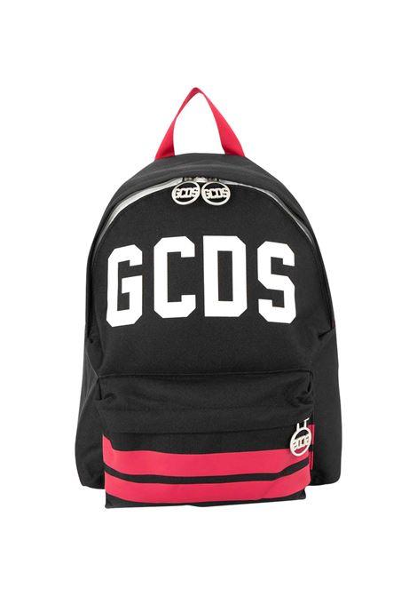 BLACK BACKPACK GCDS KIDS GCDS KIDS | Backpack | 022637110