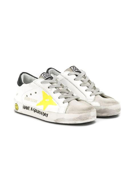 GOLDEN GOOSE KIDS SNEAKERS  GOLDEN GOOSE KIDS | Sneakers | G36KS001B42
