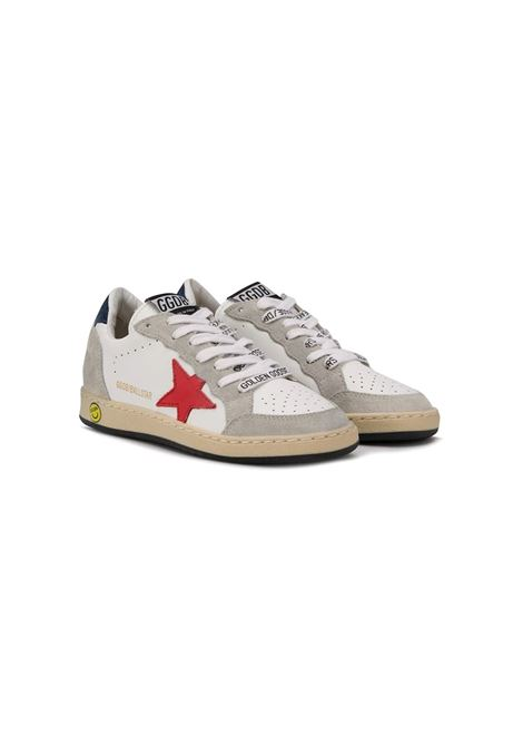 STAR PATCH SENAKERS GOLDEN GOOSE KIDS | Sneakers | G36KS029D1