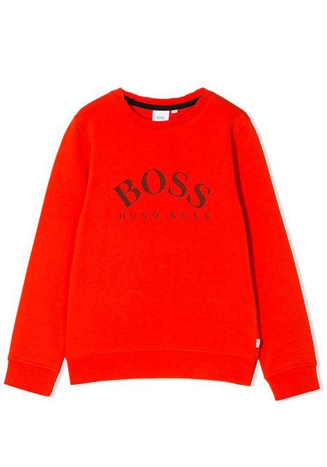 HUGO BOSS KIDS  HUGO BOSS KIDS | Sweatshirts | J25G0541C