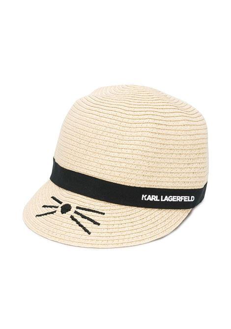 CHOUPETTE WHISKERS CAP KARL LAGERFELD KIDS | Hats | Z11023Z40
