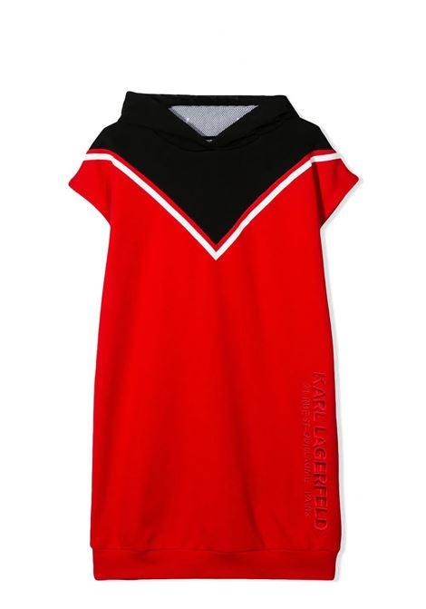 KARL LAGERFELD KIDS KARL LAGERFELD KIDS | Dress | Z12144TX70