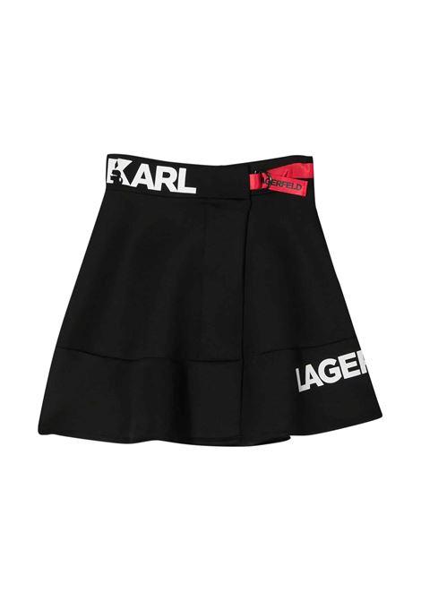 KARL LAGERFELD KIDS SKIRT WITH LOGO KARL LAGERFELD KIDS |  | Z1305509B