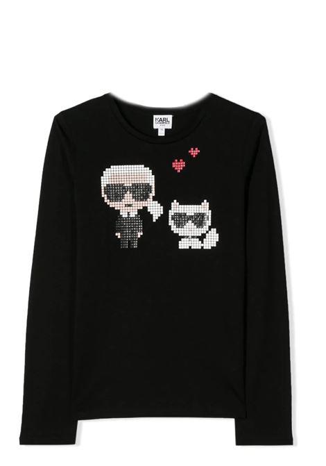 KARL LAGERFELD KIDS  KARL LAGERFELD KIDS | T-shirt | Z1524809B
