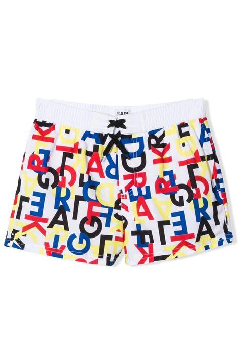 KARL LAGERFELD KIDS  KARL LAGERFELD KIDS | Swimsuits | Z20045TZ41