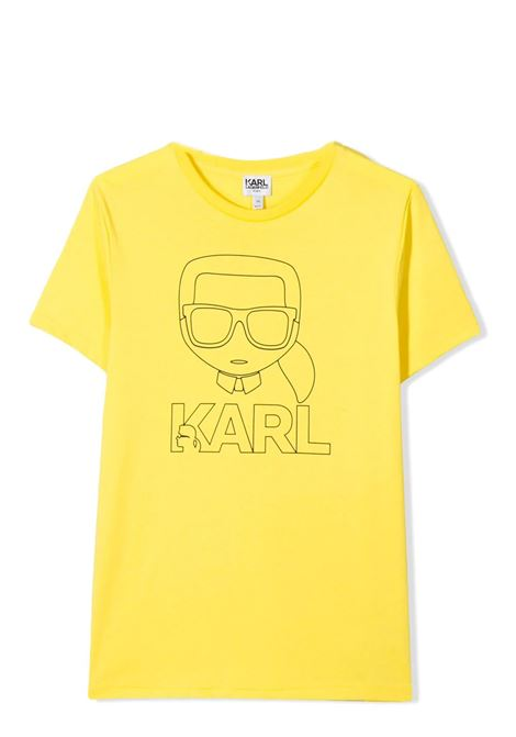 KARL LAGERFELD KIDS KARL LAGERFELD KIDS | T-shirt | Z25218508