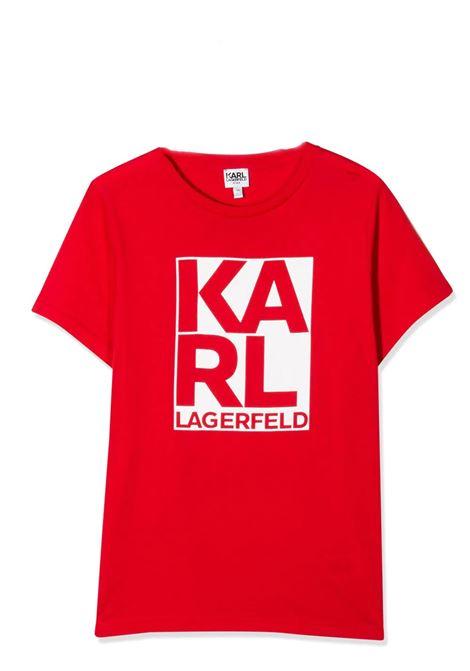 KARL LAGERFELD KIDS  KARL LAGERFELD KIDS | T-shirt | Z25222T988