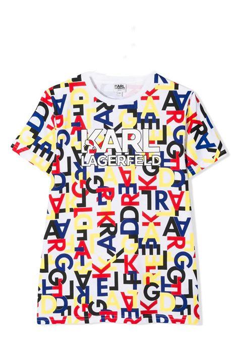 KARL LAGERFELD KIDS  KARL LAGERFELD KIDS | T-shirt | Z25223Z41